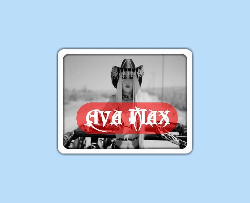 Ava Max - OMG What's Happening Lyrics