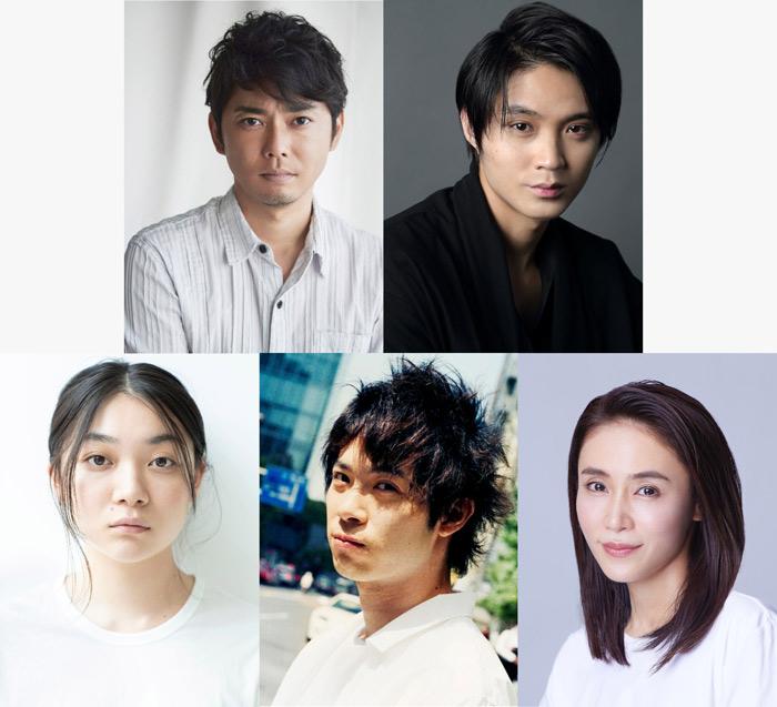 She Likes Homo Not Me (What She Likes... | Kanojo ga Sukina Mono wa Homo de Atte Boku dewa Nai) live-action film - reparto