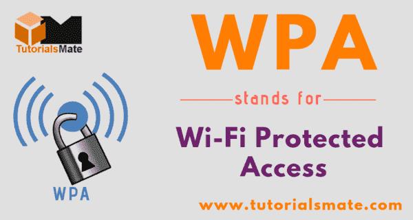 WPA Full Form