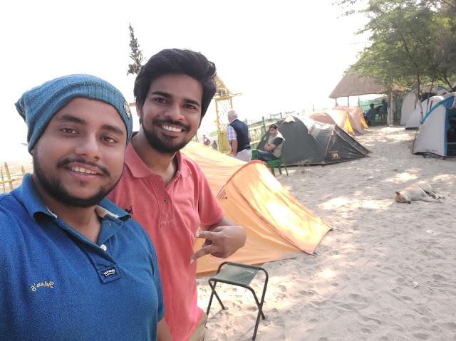 Mousuni Island Camping