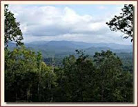Scenic views of the Great Smoky Mountains