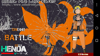 Naruto Senki NSUNH The Last Fixed Apk