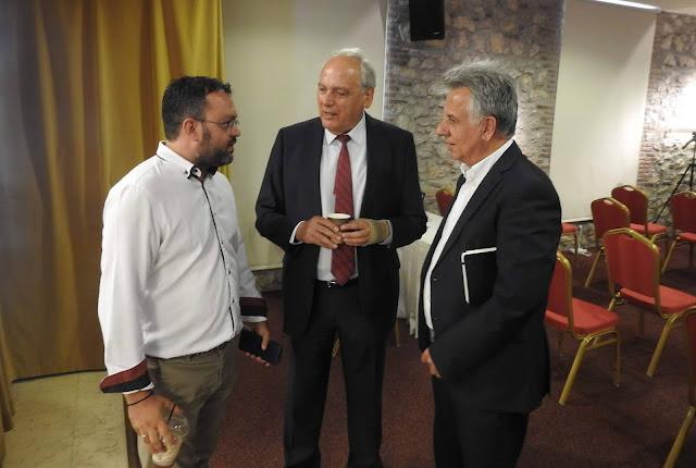 Γεωργόπουλος: Αξιοποιώντας το πρόγραμμα «Αντώνης Τρίτσης» θα υλοποιήσουμε έργα υποδομής και ανάπτυξης
