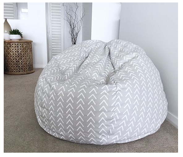 best beautyfull cute bean bag lounge chair for living room, and family room