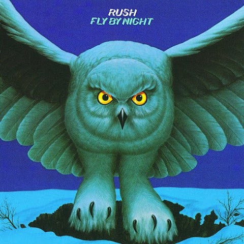 RUSH - FLY BY NIGHT (1975)