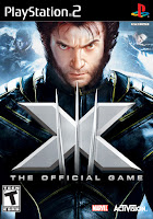 X-Men: The Official Game PS2