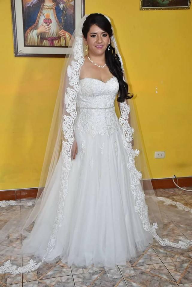 Alquiler de vestidos de novia en ica