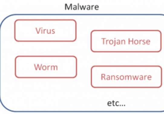 The Difference Between Ransomware and Malware