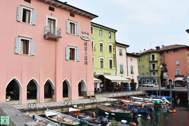 Alojamiento en Lago di Garda