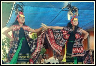 Tari Kabokang Tarian Tradisional Dari Sumba Timur, NTT