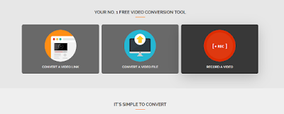 Video Online Converter untuk download video youtube