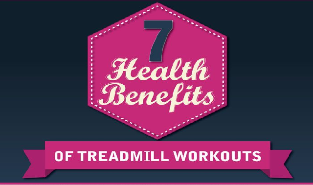 7 Health Benefits of Treadmill Workouts #infographic