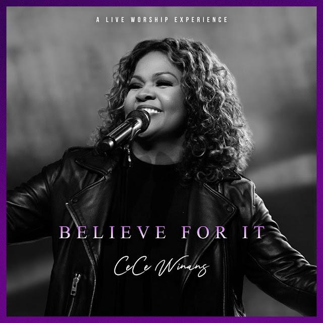 Album: Cece Winans – Believe For It