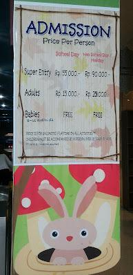 tarif tiket lollipop playland semarang