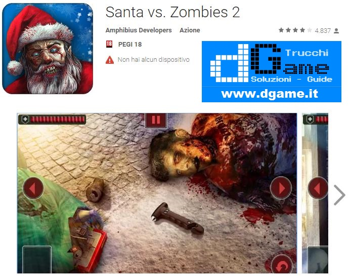 Soluzioni Santa vs. Zombies 2 di tutti i livelli | Walkthrough guide