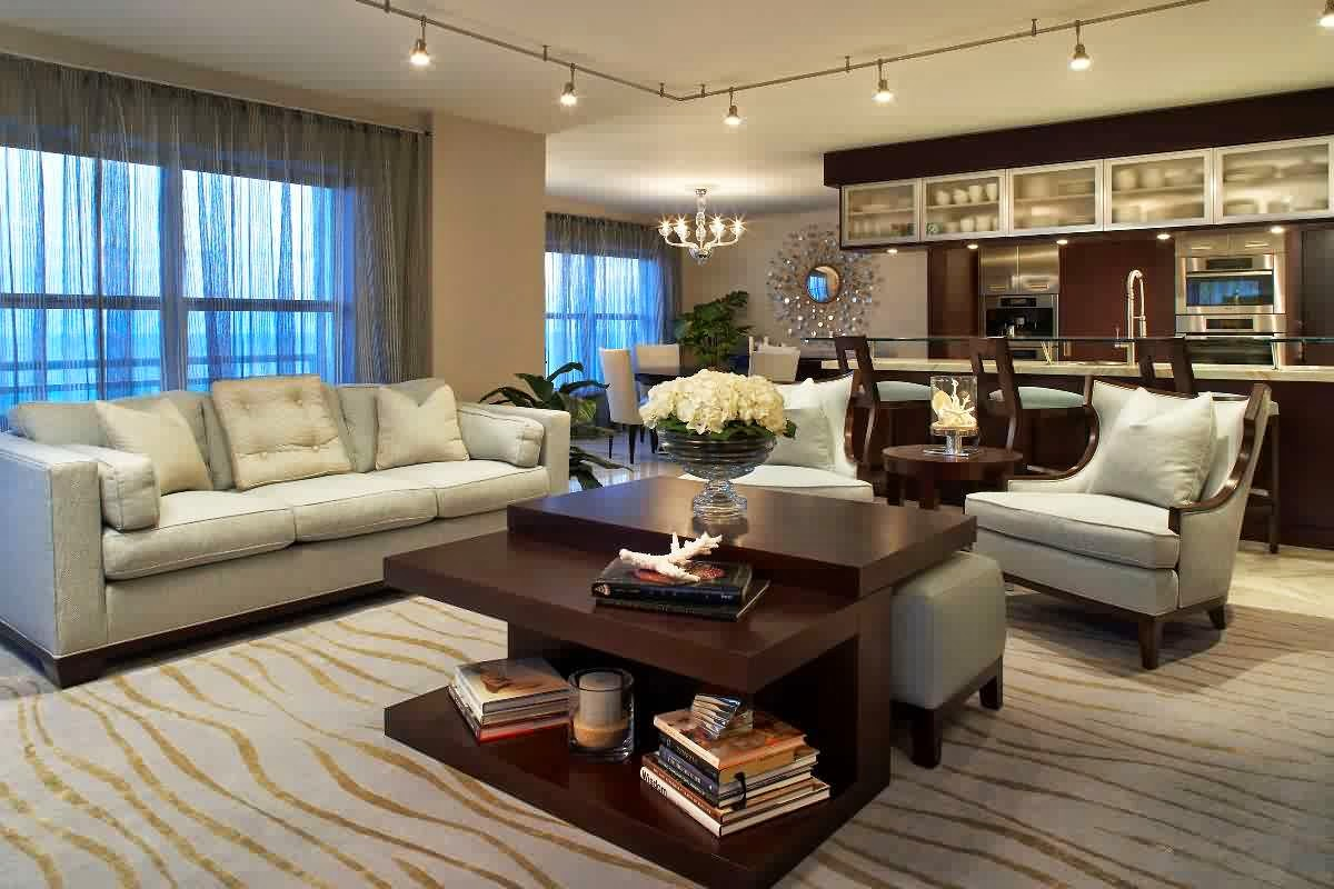 living room design houzz. trendy living room photo in phoenix with