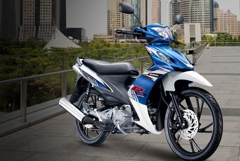 Harga Motor Suzuki Shogun