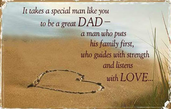fathers day message 2017