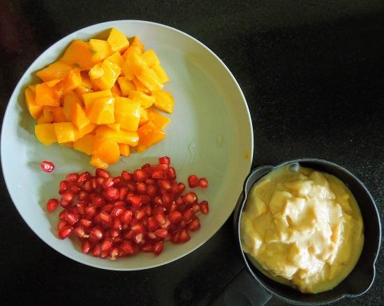 Fruit Lassi