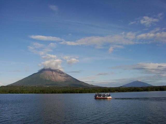 Lago Cocibolca - Isola Ometepe