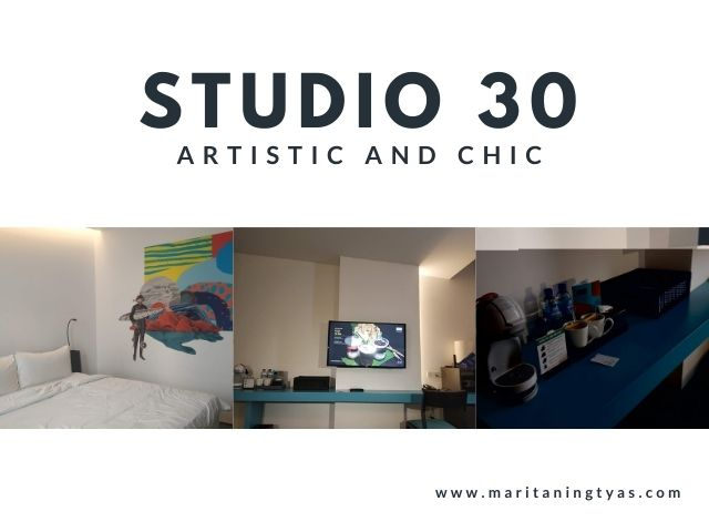 studio 30 artotel semarang