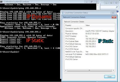 Pengamanan DHCP Server Mikrotik