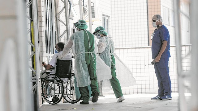 Ceará registra 5.717 óbitos pela Covid-19; número de casos chega a 97.528