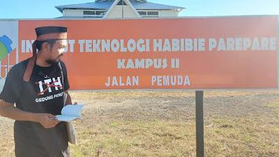 The Habibie Center Akan Tarik Kembali Gedung Pemuda Jika ITH Tidak Terealisasi