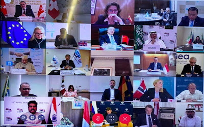 Dharmendra Pradhan participates in G20 Extraordinary Energy Ministers virtual meeting