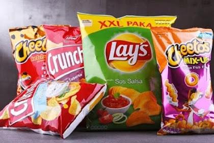 Selamat Tinggal Lays dan Cheetos, Kami akan Selalu Mengingatmu