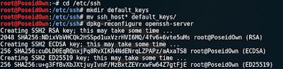 secure kali linux ssh keys
