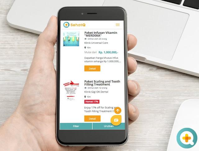 Platform Kesehatan SehatQ.com, Sediakan Artikel Informatif Tentang Test CRP dan Covid-19