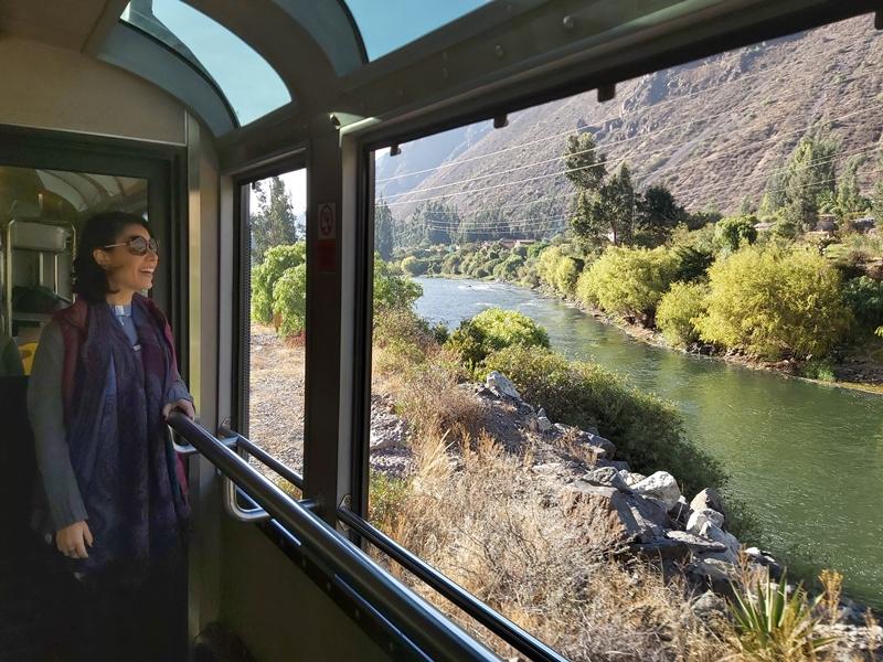 Tudo sobre a viagem de Trem a Machu Picchu