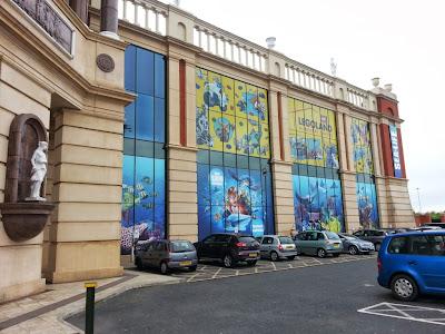 Legoland Sea Life Centre Barton Square Car Park