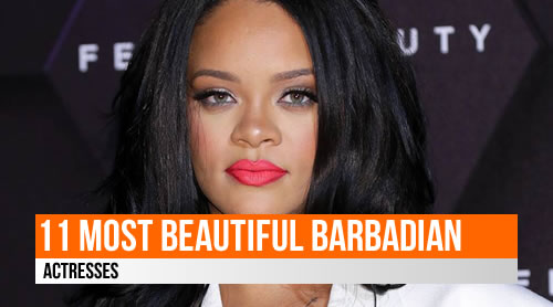 LIST: 11 Most Beautiful Barbadian Actresses