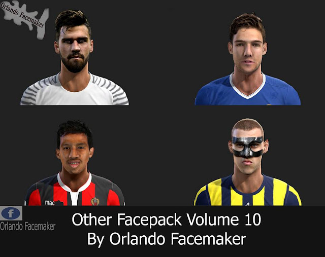 Other Facepack Volume 10