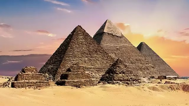 Ancient Egyptian Buildings