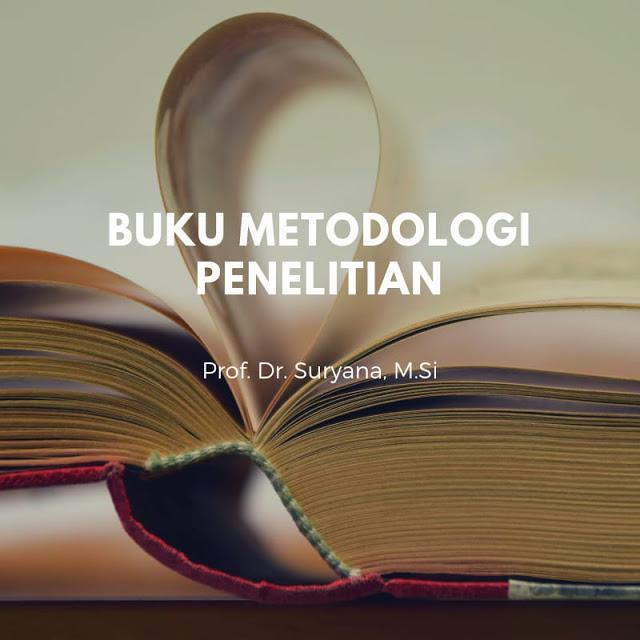 Buku: Metodologi Penelitian