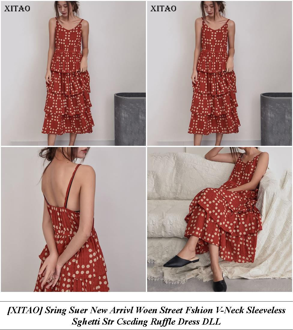 Formal Dresses - Sale On Brands Online - Polka Dot Dress - Cheap Womens Clothes