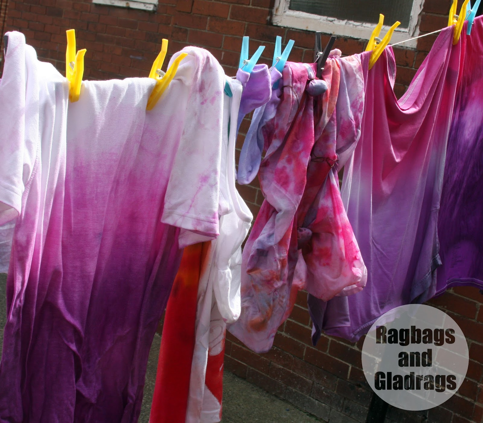 ragbags and gladrags - Made by the Sea: Summer Activity Day