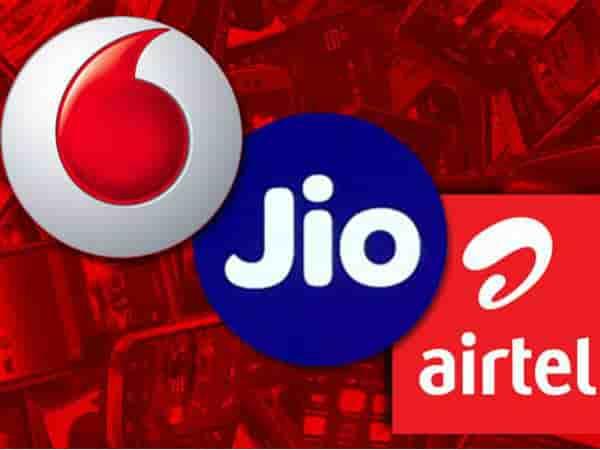 Jio, Airtel, Voda और BSNL के जोरदार प्लान