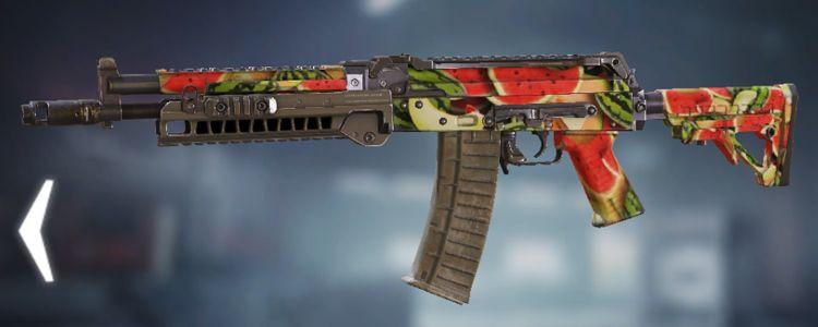 AK117 Melon