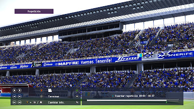 PES 2020 Stadium Heliodoro Rodríguez López