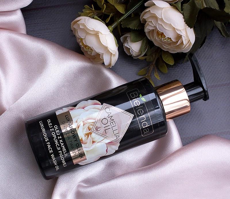 Bielenda Luxurious Face Wash Oil Camellia Oil