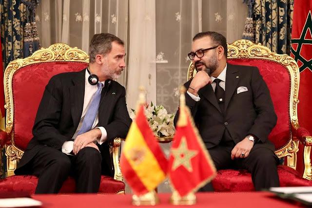 الإسبان يلجؤون إلى الملك فيليب للوساطة عند الملك محمد السادس