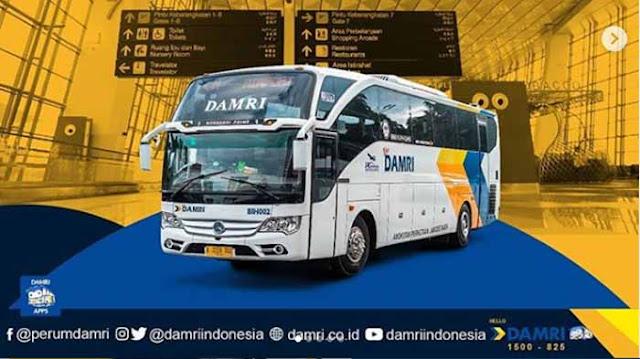 Damri dari Soekarno Hatta ke Bekasi, Ini Tarif & Jadwalnya