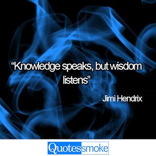 Jimi Hendrix Wisdom Quotes