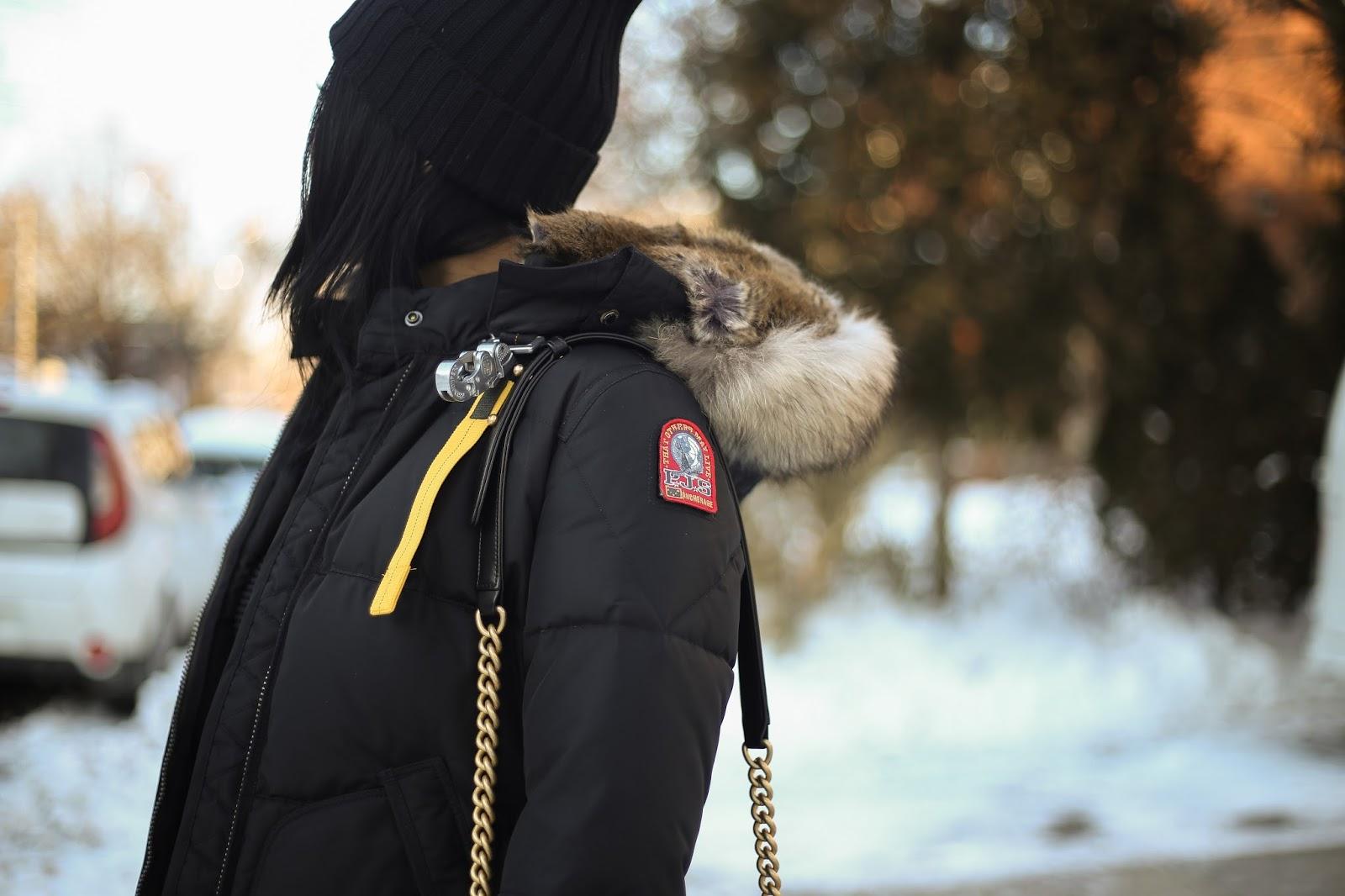 Jacket: Parajumpers