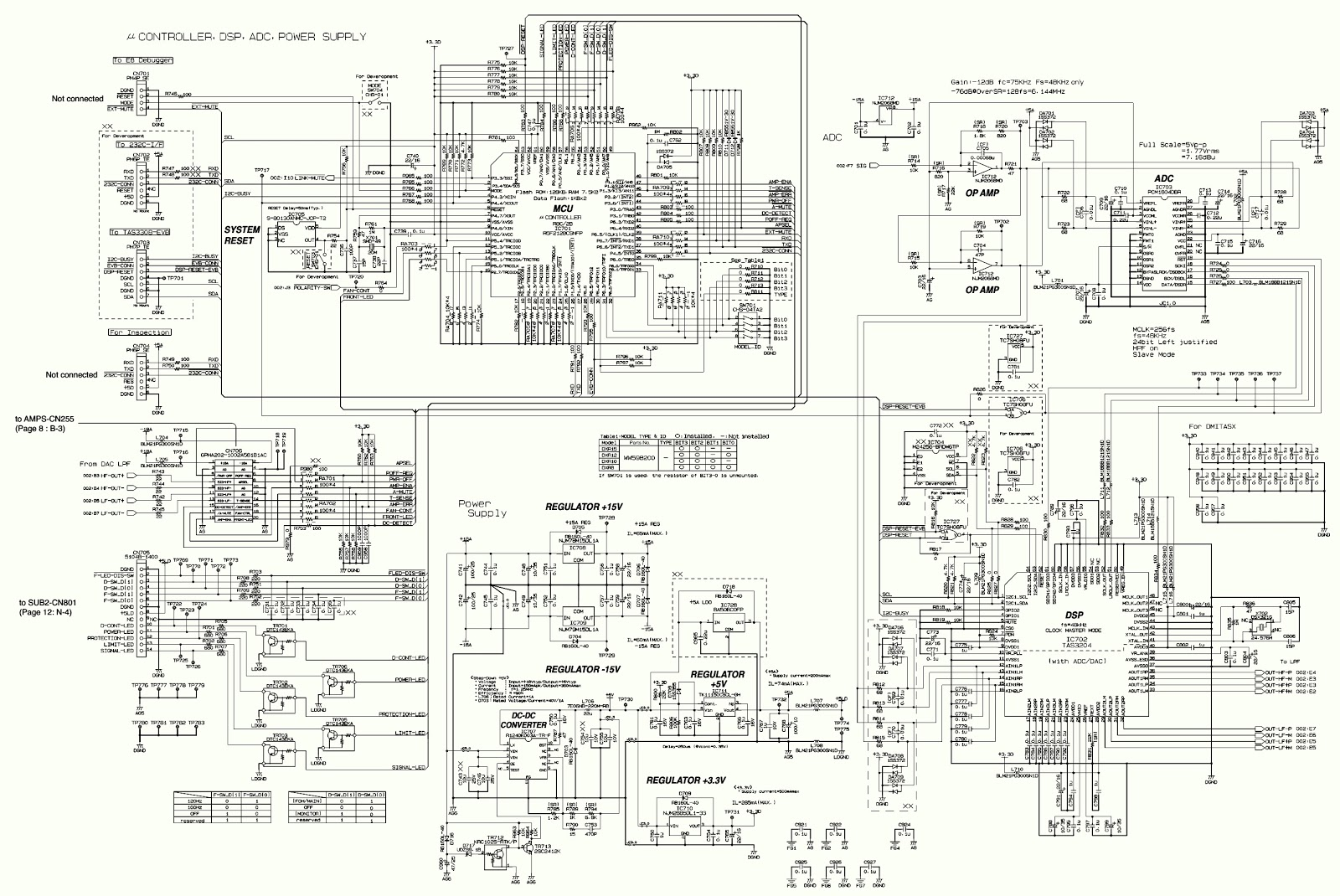 yamaha home theater wiring diagram
