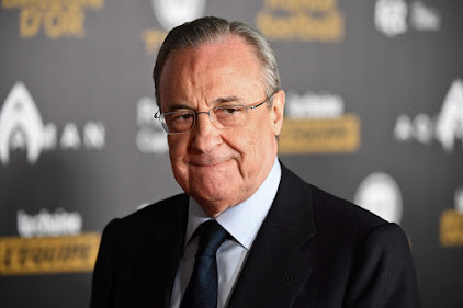 Real Madrid President Florentino Perez says European Super League is in Stand-by for Now